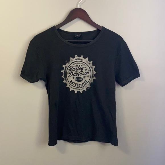 Harley Davidson - t-shirt
